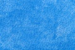 Γνήσιο δέρμα - μπλε χρωματισμένο Pigskin Στοκ Εικόνες