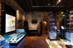 Γντανσκ, ηλέκτρινο μουσείο Στοκ φωτογραφίες με δικαίωμα ελεύθερης χρήσης