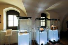 Γντανσκ, ηλέκτρινο μουσείο Στοκ εικόνες με δικαίωμα ελεύθερης χρήσης
