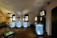 Γντανσκ, ηλέκτρινο μουσείο Στοκ Εικόνες