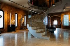 Γντανσκ, ηλέκτρινο μουσείο Στοκ Φωτογραφίες