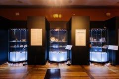 Γντανσκ, ηλέκτρινο μουσείο Στοκ εικόνα με δικαίωμα ελεύθερης χρήσης