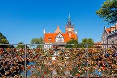 Γντανσκ Μεγάλος μύλος Στοκ φωτογραφίες με δικαίωμα ελεύθερης χρήσης