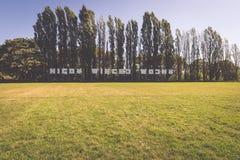 Γντανσκ, 19.2015 Πολωνία-Σεπτεμβρίου: Οι επισκέπτες ενημερώνονται για τις πράξεις Στοκ Φωτογραφίες
