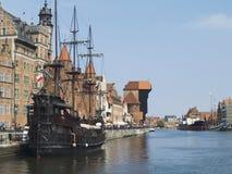Γντανσκ Στοκ εικόνα με δικαίωμα ελεύθερης χρήσης