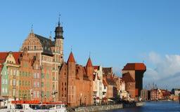 Γντανσκ Στοκ εικόνες με δικαίωμα ελεύθερης χρήσης