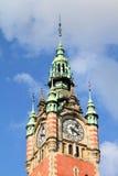 Γντανσκ Στοκ φωτογραφία με δικαίωμα ελεύθερης χρήσης