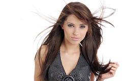 γοητεία κοριτσιών μόδας στοκ φωτογραφία με δικαίωμα ελεύθερης χρήσης