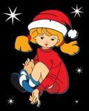 γοητευτικά Χριστούγενν&alp ελεύθερη απεικόνιση δικαιώματος