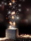 Γοητευτικές επιθυμίες Χριστουγέννων Στοκ Εικόνα
