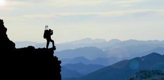 γοητευτική και εξαιρετική σειρά βουνών στοκ φωτογραφίες με δικαίωμα ελεύθερης χρήσης