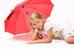γοητευτικό κορίτσι λίγη &ka Στοκ εικόνα με δικαίωμα ελεύθερης χρήσης