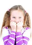 γοητευτικό κορίτσι Στοκ Εικόνες