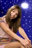 γοητευτικό κορίτσι στοκ εικόνες με δικαίωμα ελεύθερης χρήσης