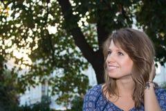 γοητευτικό κορίτσι Στοκ φωτογραφία με δικαίωμα ελεύθερης χρήσης