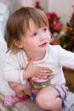 γοητευτικό μικρό παιδί κ&omicron Στοκ εικόνες με δικαίωμα ελεύθερης χρήσης
