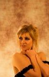 γοητευτικό πορτρέτο κορ& Στοκ εικόνα με δικαίωμα ελεύθερης χρήσης