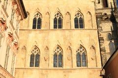 γοτθικά Windows Στοκ φωτογραφίες με δικαίωμα ελεύθερης χρήσης