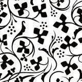 γοτθική άνευ ραφής διανυσματική ταπετσαρία Στοκ εικόνες με δικαίωμα ελεύθερης χρήσης