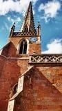 Γοτθική εκκλησία Στοκ φωτογραφίες με δικαίωμα ελεύθερης χρήσης