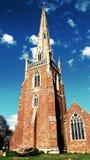 Γοτθική εκκλησία Στοκ Εικόνα