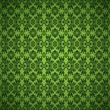 γοτθική πράσινη άνευ ραφής &ta διανυσματική απεικόνιση
