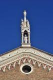 Γοτθική πυραμίδα στη Βενετία Στοκ εικόνες με δικαίωμα ελεύθερης χρήσης
