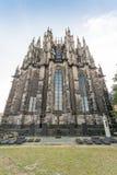 Γοτθικός καθεδρικός ναός σε Koln, Γερμανία στοκ εικόνα