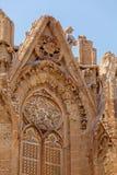 Γοτθικός καθεδρικός ναός Famagusta, βόρεια Κύπρος Στοκ Εικόνα