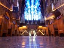 Γοτθικός καθολικός καθεδρικός ναός Στοκ φωτογραφίες με δικαίωμα ελεύθερης χρήσης