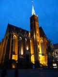 Γοτθικός ναός Wroclaw συλλογικός Στοκ φωτογραφίες με δικαίωμα ελεύθερης χρήσης