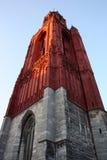 Γοτθικός πύργος, Μάαστριχτ Στοκ Φωτογραφία