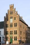 Γοτθικό κτήριο, αρχαίο μουσείο, πόλη Kalkar Στοκ φωτογραφία με δικαίωμα ελεύθερης χρήσης