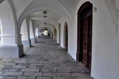 Γοτθικό arkade Στοκ Εικόνα