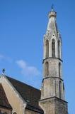 γοτθικό sopron αιγών εκκλησιών Στοκ Φωτογραφία