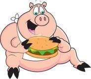 γουρούνι απεικόνιση αποθεμάτων