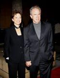 Γουόρεν Μπίτι και Annette Bening Στοκ φωτογραφίες με δικαίωμα ελεύθερης χρήσης