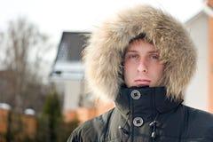 γούνινος χρονικός θερμός  Στοκ εικόνα με δικαίωμα ελεύθερης χρήσης