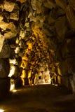 Γούρνα ελαφριού κτυπήματος ο διάδρομος στοκ φωτογραφία