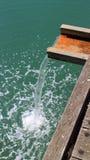 Γούρνα ύδατος Στοκ φωτογραφία με δικαίωμα ελεύθερης χρήσης