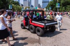 Γούστο του Σικάγου Στοκ φωτογραφίες με δικαίωμα ελεύθερης χρήσης