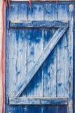 Γράμμα Ζ στο παραθυρόφυλλο παραθύρων Στοκ εικόνες με δικαίωμα ελεύθερης χρήσης