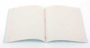 Γράφω-βιβλίο Στοκ Φωτογραφία