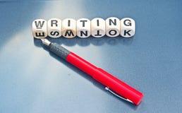 Γράψιμο στοκ φωτογραφία με δικαίωμα ελεύθερης χρήσης
