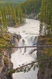 γρήγορα ρέοντας καταρράκ&tau Στοκ εικόνες με δικαίωμα ελεύθερης χρήσης