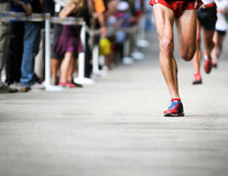 γρήγορα τρέχοντας Στοκ φωτογραφίες με δικαίωμα ελεύθερης χρήσης