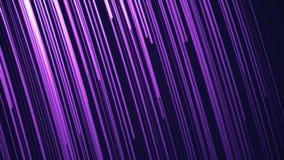 Γρήγορος βρόχος ελαφριών ραβδώσεων νέου Γρήγορες ταχύτητας γύρου ραβδώσεις γραμμών νέου καμμένος ελεύθερη απεικόνιση δικαιώματος