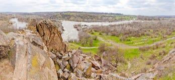 Γρήγορος ποταμός Στοκ εικόνες με δικαίωμα ελεύθερης χρήσης