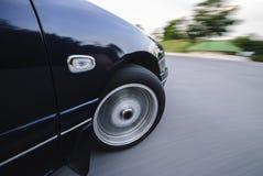 Γρήγορο αυτοκίνητο Στοκ Εικόνες