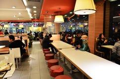 γρήγορο εστιατόριο στοκ φωτογραφία με δικαίωμα ελεύθερης χρήσης
